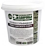 """Сакская грязь ТМ """"Формула вашего здоровья"""",1,7 кг"""