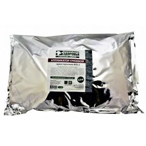 Аппликации с Сакской грязью, комплект, 10 шт. 17*30 см, 2,2 кг